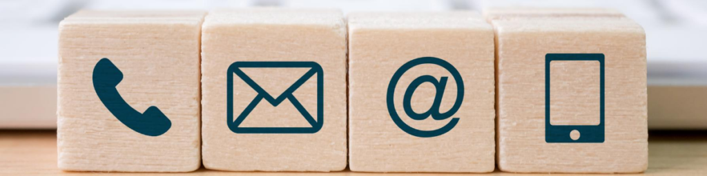 email marketing training concept